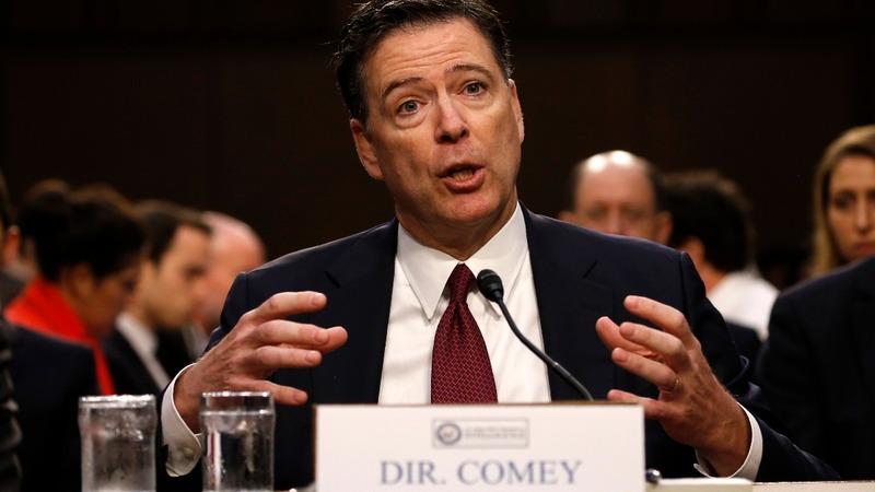 VERBATIM: Trump  defamed me and FBI with 'lies'