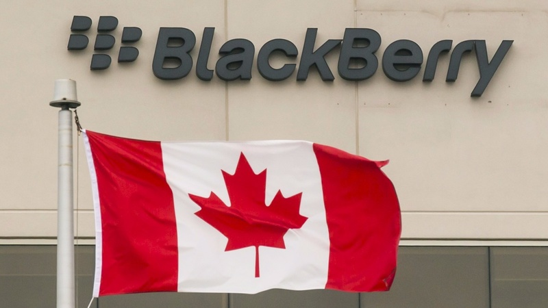 BlackBerry's big comeback bet? Trucking