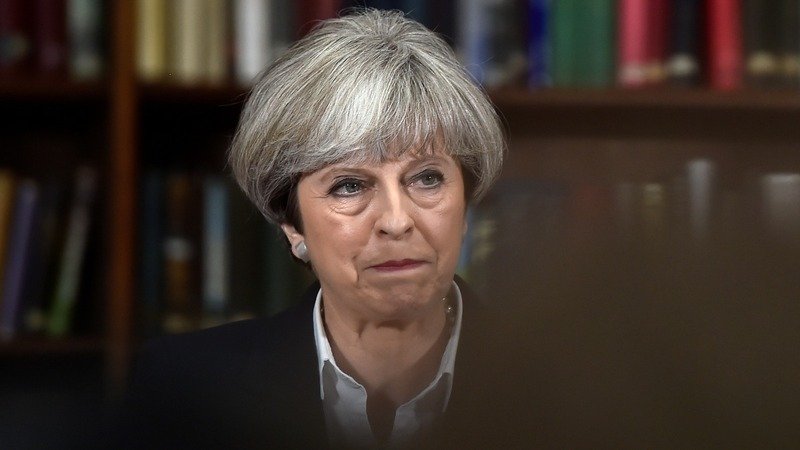 UK election: Shock result leaves May in peril