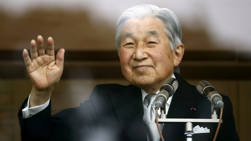 Japan enacts law to allow emperor to abdicate