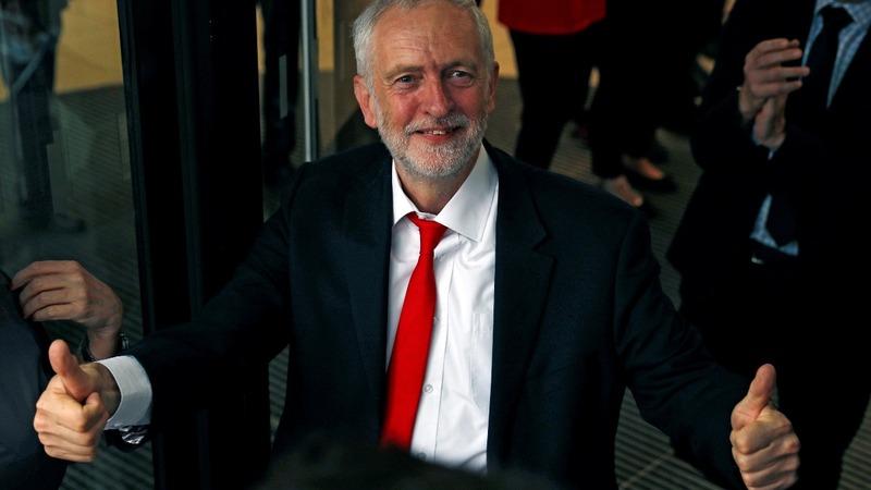 VERBATIM: 'People voted for hope': Corbyn