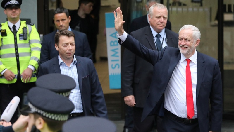 Zero to hero: Corbyn's remarkable rise