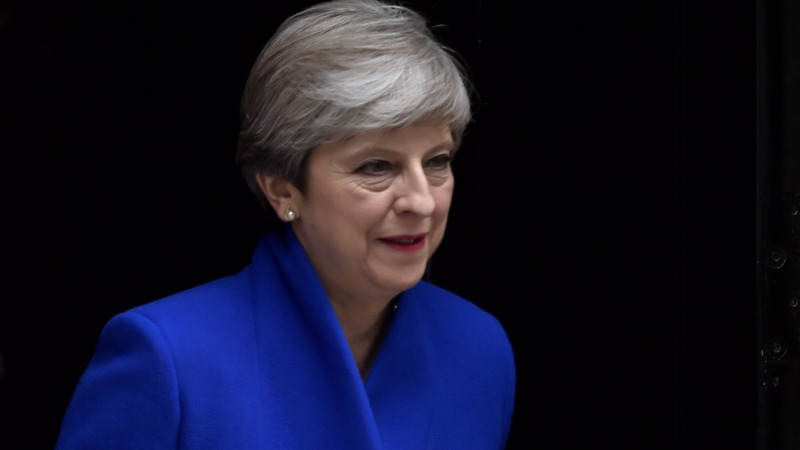 UK PM to form government despite election blow