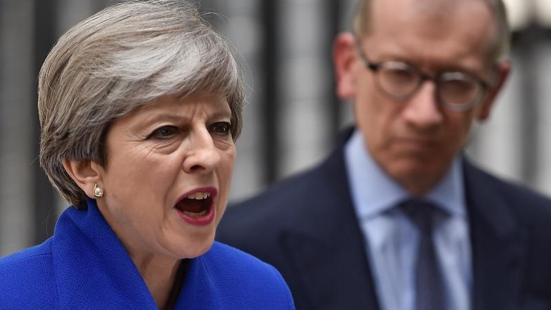 VERBATIM: Bruised May to form UK govt