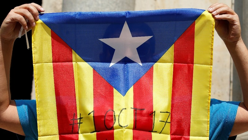 Catalonia defies Madrid with referendum call