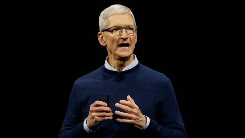 VERBATIM: Tim Cook warns against the pitfalls of technology