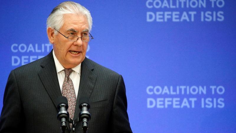 VERBATIM: Tillerson calls on Gulf states to ease Qatar crisis