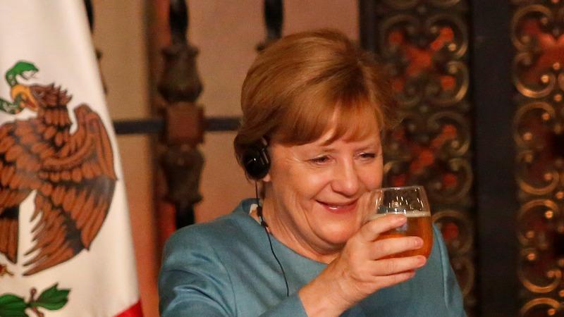 VERBATIM: Merkel says UK will stick to Brexit timetable