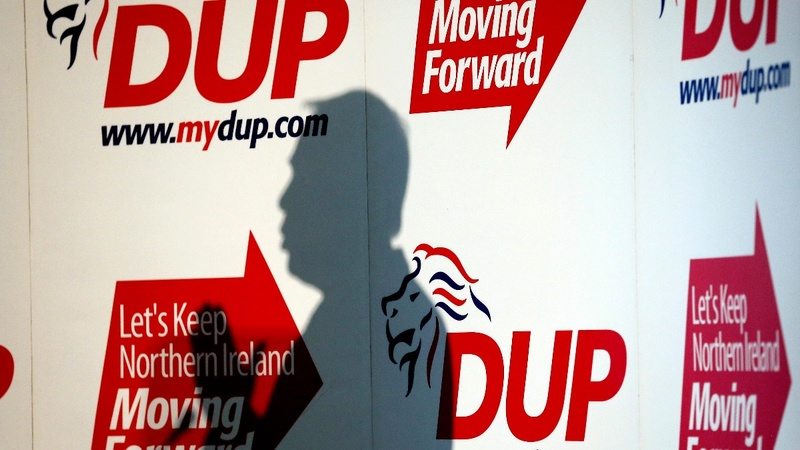 DUP: Obscure party at center of UK political crisis