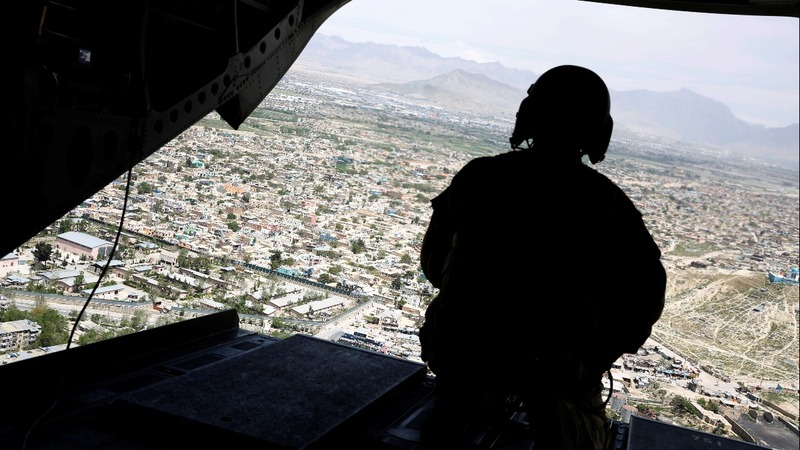 Afghan soldier turns gun on U.S. troops: 3 killed