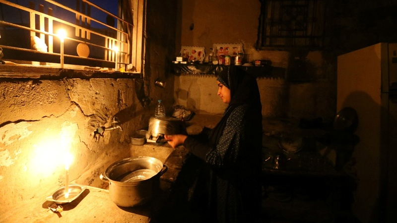 Israel reduces power supply to Gaza
