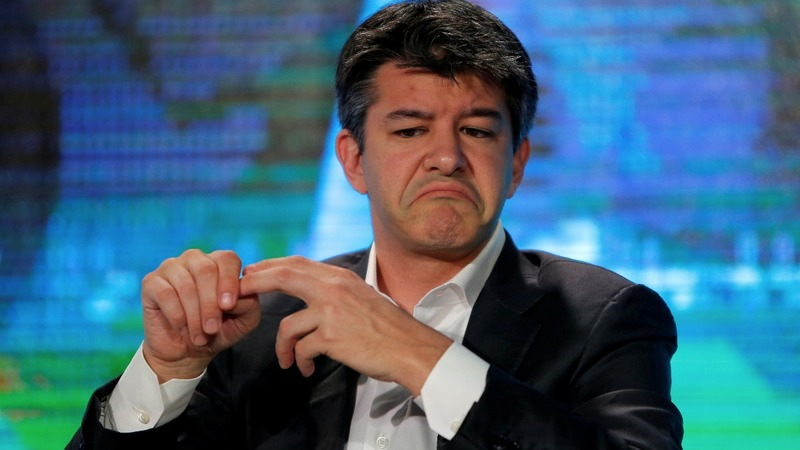 Uber CEO likely to take leave, SVP out