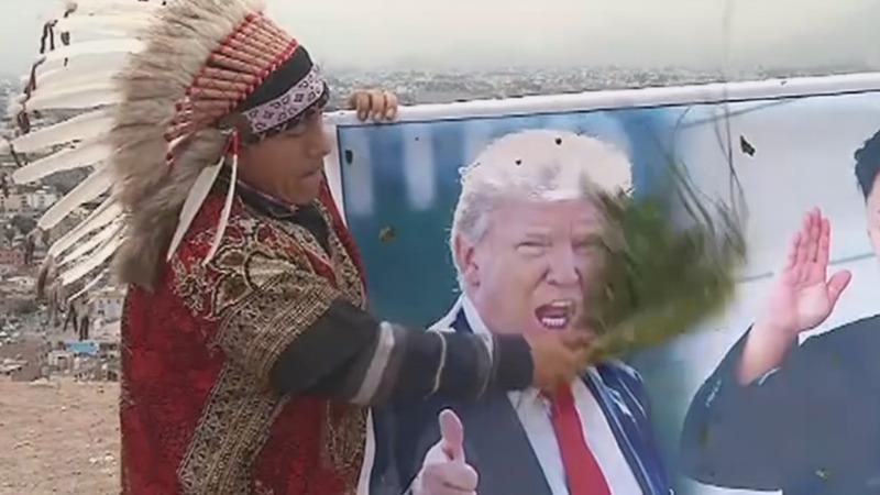 INSIGHT: Peru shamans conduct world peace ritual