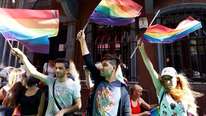 New film searches for Syria's Mr Gay
