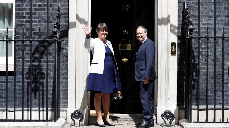 May eyes deal with DUP kingmakers
