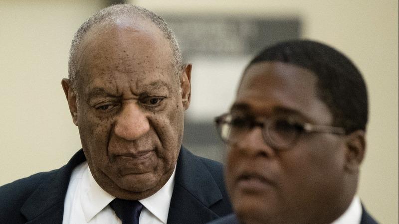 Jurors deliberate Bill Cosby's fate