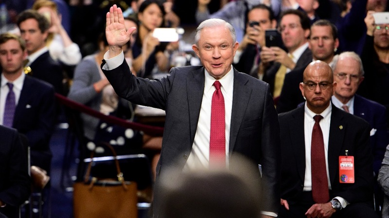 Democrats blast Sessions for 'stonewalling' on Russia, Comey
