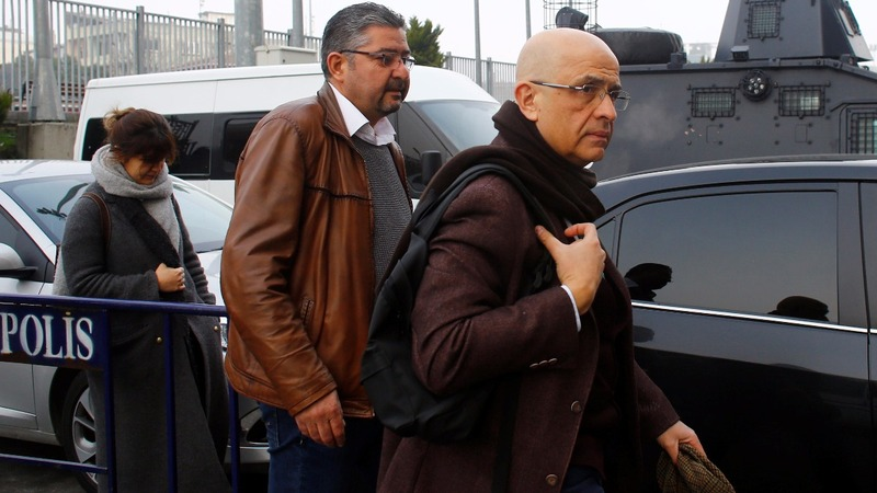 Turkey opposition lawmaker jailed in espionage case