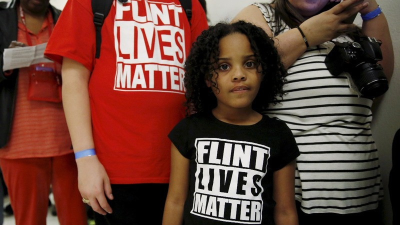 Six officials face criminal charges for tainted Flint, MI water