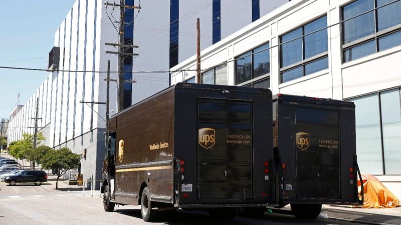 Four killed including gunman in UPS shooting