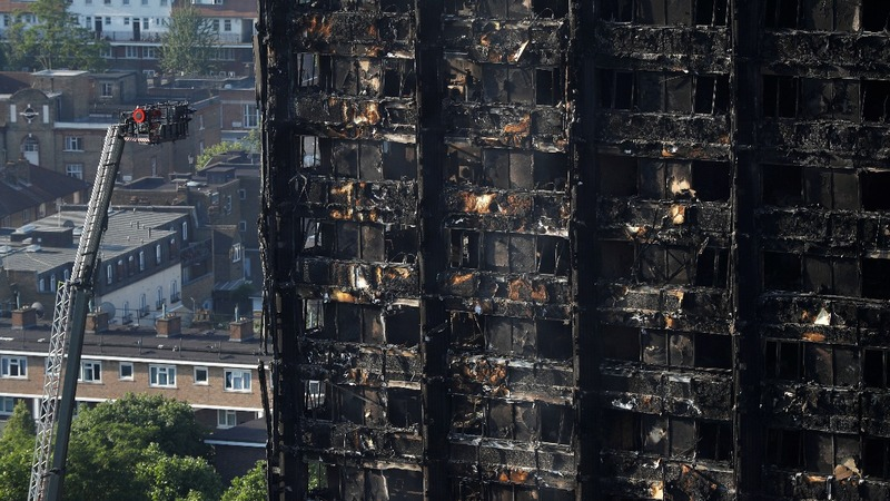 London apartments fire death toll rises to 17