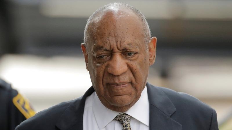 Bill Cosby jury deadlocks in sexual assault trial