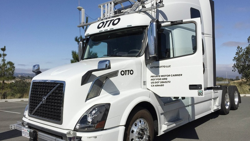 Uber's trucking ambitions in lower gear after Otto deal