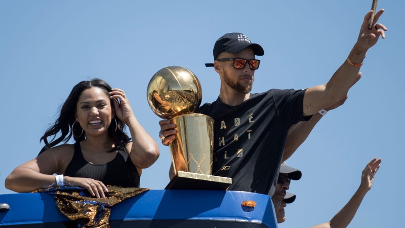 INSIGHT: Warriors throw victory parade in Oakland