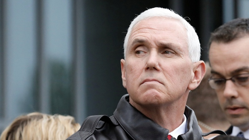 Pence hires lawyer as Russia probe heats up