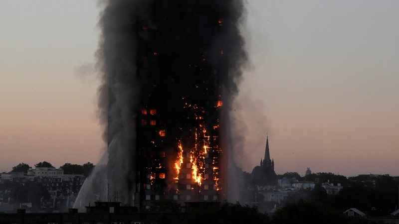 Tower fire, terror and Brexit: May faces fury
