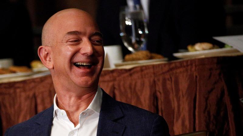 Amazon's Bezos adding Whole Foods to his empire