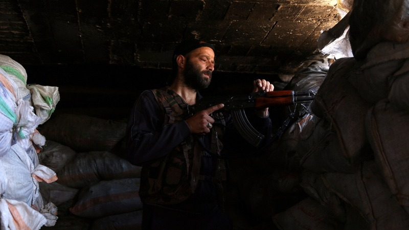 Syrian army declares two-day ceasefire