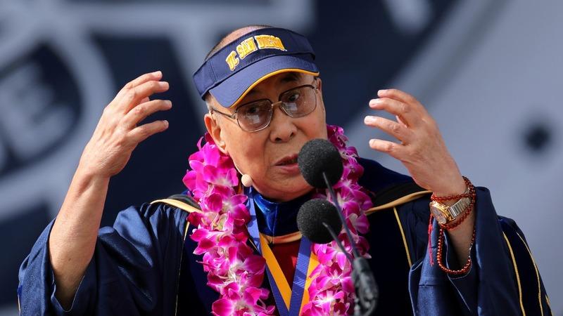 VERBATIM: Dalai Lama on need for 'better world'