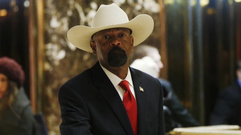 Milwaukee sheriff turns down Homeland Security job