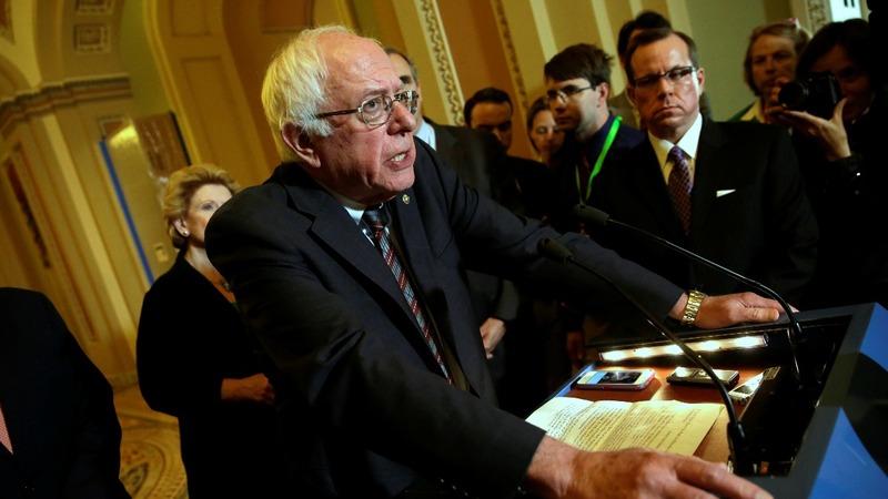 VERBATIM: Sanders attacks GOP on healthcare