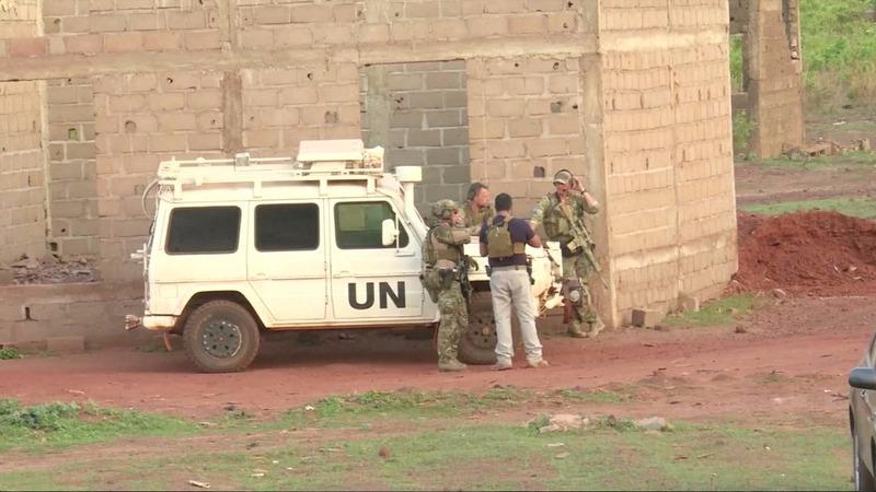 Gunmen attack luxury resort in Mali