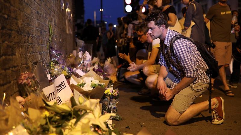 INSIGHT: London Mayor speaks at Finsbury Park vigil