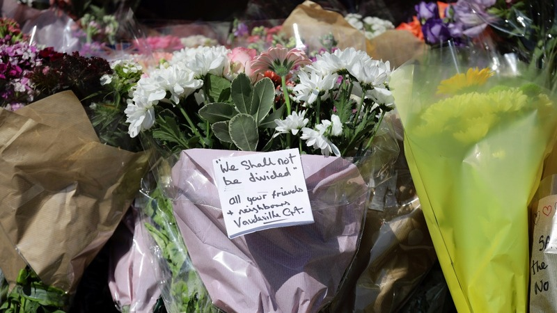 Family of London mosque attacker 'devastated'