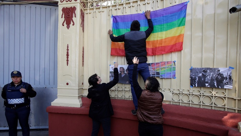 Russia angry over 'gay propaganda' ruling