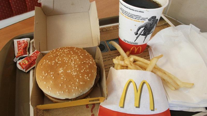 McDonald's Quarter Pounder gamble