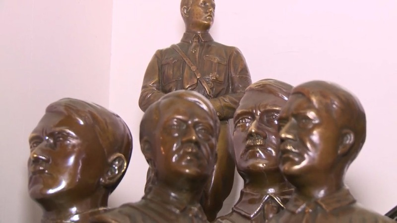 Nazi artifacts discovered in Argentina