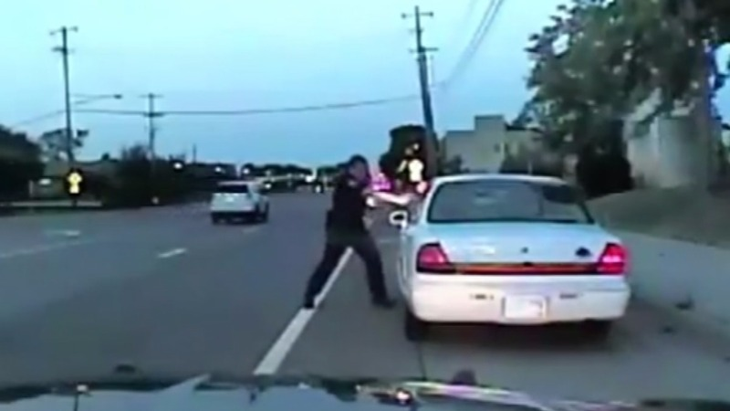 Dashcam video of Philando Castile's death released