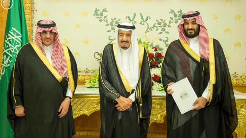 Palace intrigue: Saudis reshuffle royal line