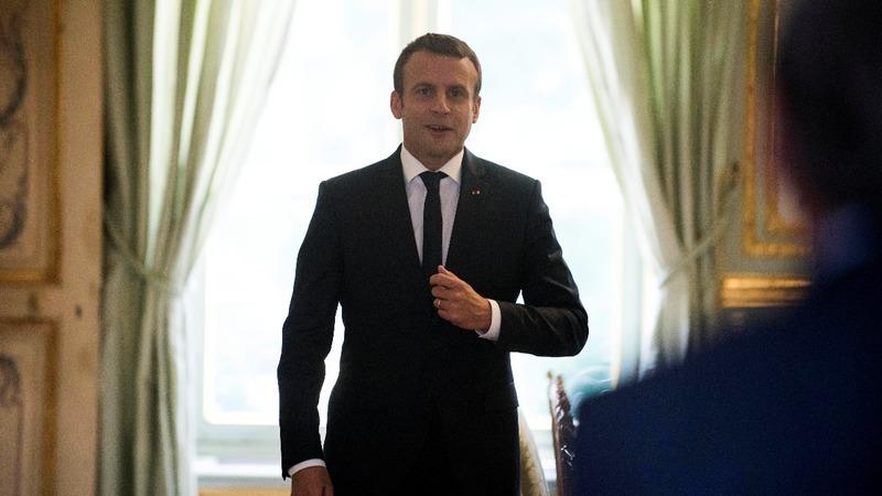 Resignation hangs over Macron reshuffle