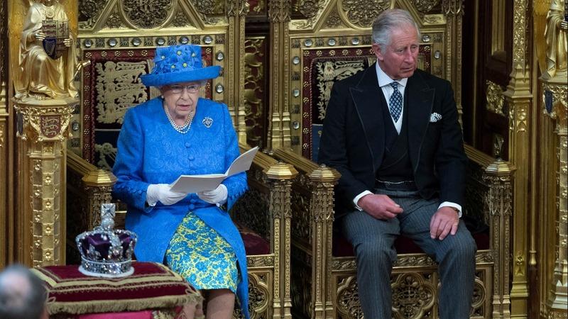 A Queen's Speech amid UK political turmoil