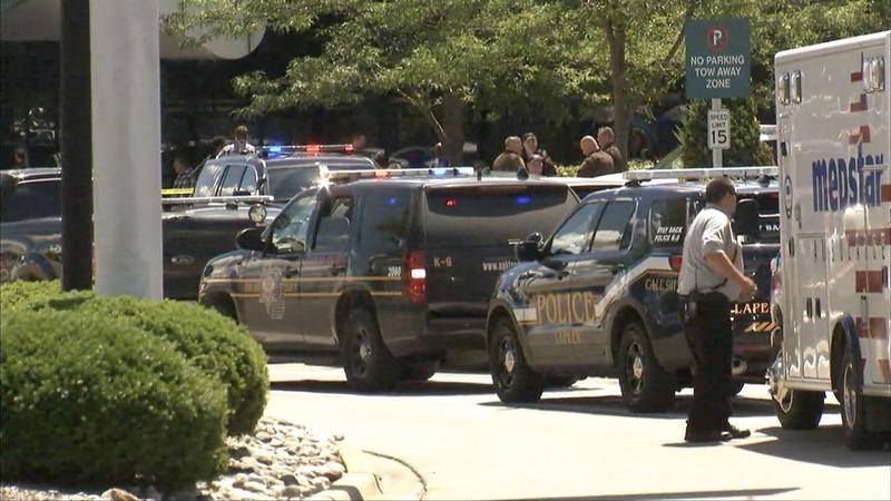 FBI investigating airport stabbing as 'terrorist' act