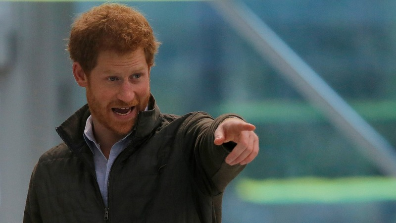 Prince Harry claims 'nobody wants throne'