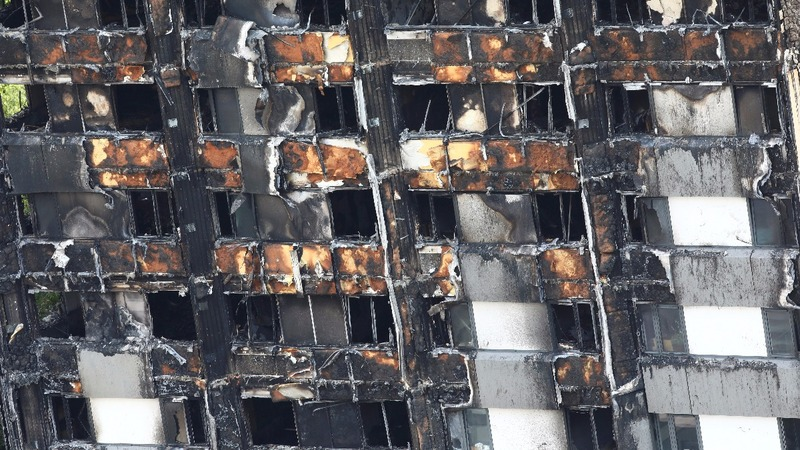 Dangerous cladding used in other UK towers