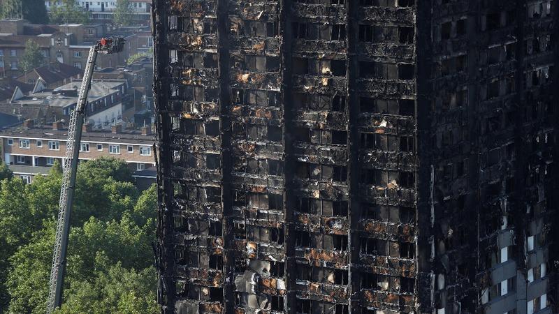 VERBATIM: More UK buildings 'combustible'