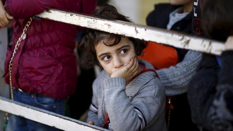 Syria's war orphans remember the joy of Ramadan
